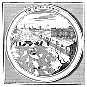 Meteorologia, Ice Jams, 1709