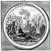 Meteorologia, Fumaroles, 1709
