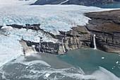 Glacial Flour, Guyot Glacier