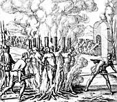 Massacre of Panamanian Indians, 1513