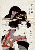 Silk Threads, Silk Making in Japan