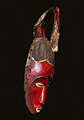 Ceremonial Mask, Senufo Culture, Ivory Coast, Africa
