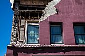 Earthquake Damage, Napa, 2014