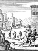Barbary Slave Trade, 1624
