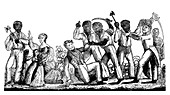 Nat Turner's Slave Rebellion, 1831