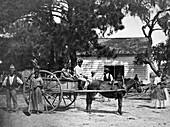 American Civil War, Contraband, 1862