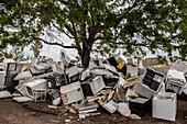 Hurricane Damage to Appliances