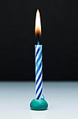 Candle burning, 2 of 5
