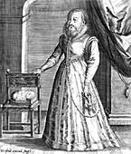 Helena Antonia, Belgian Bearded Dwarf
