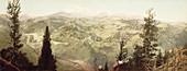 Marshall Pass, Colorado, 1899