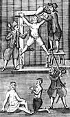 Amboyna Massacre, Water Torture, 1623