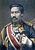 Meiji the Great, Emperor of Japan