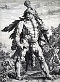 Hercules, Roman Hero and God