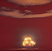 Trinity Test, World's First Nuclear Weapons Test, 1945
