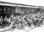 Pancho Villa Expedition, 71st New York Infantry, 1916