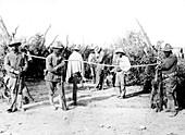 Pancho Villa Expedition, Buffalo Soldiers, 1916