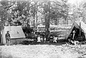 Buffalo Soldier Camp, 10th Cavalry Regiment