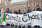 Extinction Rebellion demonstration, 2018