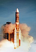 Viking 1 launch, 1975