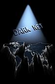 Dark Net, illustration