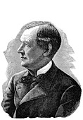 Robert Milligan McLane, US politician, illustration