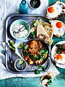 Potato and Egg Rendang