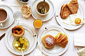 Breakfast in Portugal for two