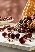 Cherries from Marostica (Italy)