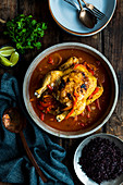 Red Chicken Curry (Asia)