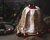 Pandoro - Italian Christmas cake