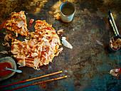 Japanisches Okonomiyaki
