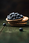 Blueberry Tarteletts
