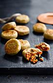Pumkin Dumpling