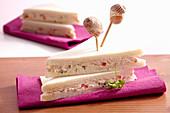 Classic tuna sandwiches