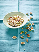Roasted, salted pistachio nuts
