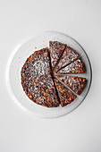 Panforte (Christmas cookies from Italy)