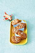 Bananen-Haferflocken-Muffins