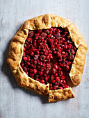 Cranberry Galette