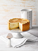 Westphalian sour cream cake