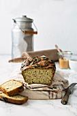 Pumpkin bread (low carb)