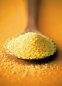 Corn semolina