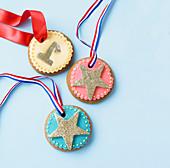 Medaillen-Kekse