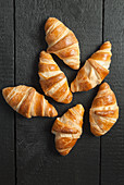 Multiple croissants