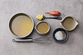 Dressing and spices for bowls