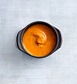 Oven-baked tomato sauce