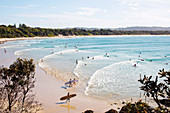 Wategoes Beach, Byron Bay, New South Wales, Australien