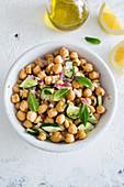 Chickpeas salad (vegan)