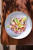 Laab Neua (beef salad, Thailand)
