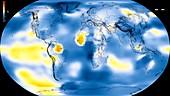 Global warming record,1900-1905