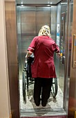 Care home lift assistance